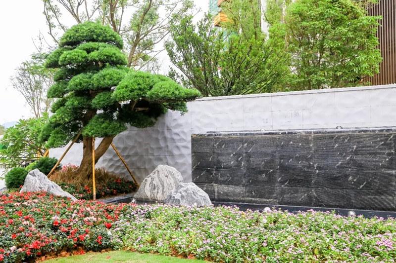 方直香山墅实景图