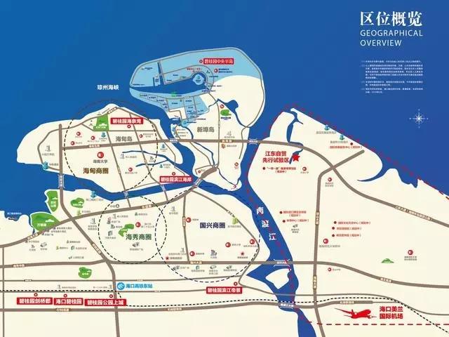碧桂园中央半岛区位图